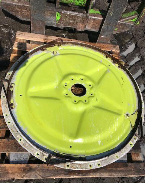 Tnąca disco para CLAAS RU 450 cabezal de maíz