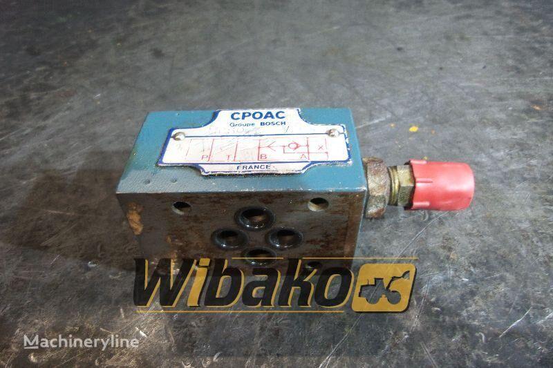 distribuidor hidráulico BOSCH MCSO para excavadora