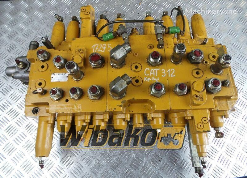 distribuidor hidráulico CATERPILLAR KMX13S/P34002 para excavadora CATERPILLAR KMX13S/P34002 (416484)