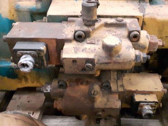 LIEBHERR REGULADOR BOMBA PRINCIPAL distribuidor hidráulico para LIEBHERR 942 LITRONIC excavadora