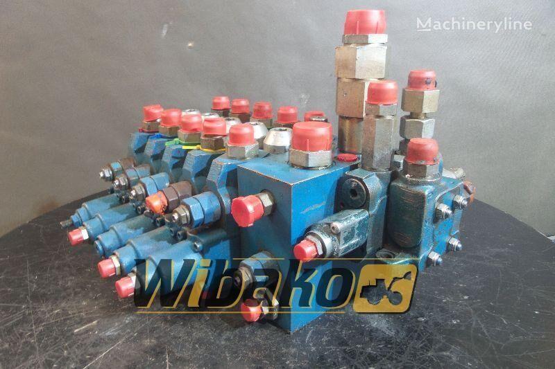 Rexroth 22956003 (P08A) distribuidor hidráulico para MECALAC 12MXT excavadora
