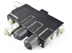 Válvula de sujeccón de carga Hiab 3917762 distribuidor hidráulico para grúa autocargante nuevo