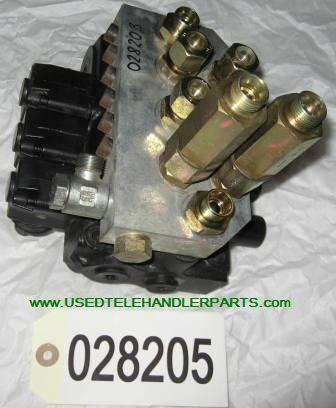 MERLO distribuidor para MERLO cargadora de ruedas