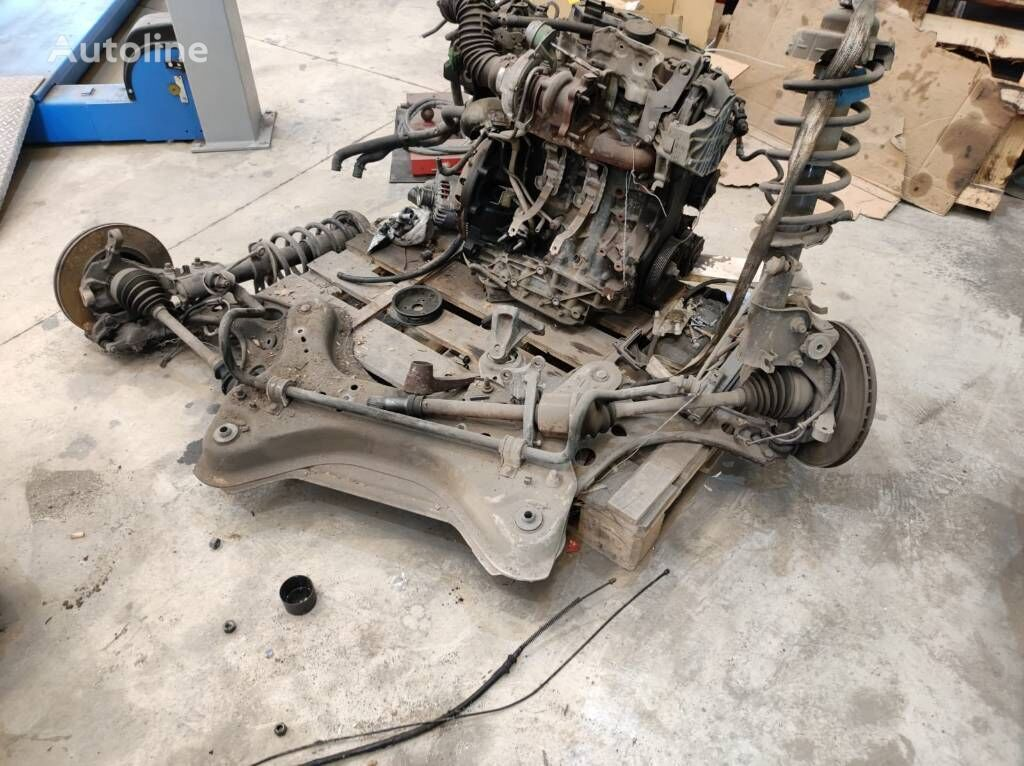 Chassis and suspension eje para OPEL coche