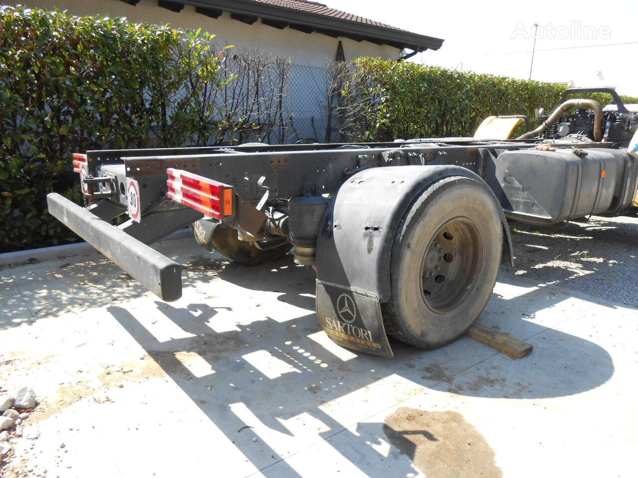 eje para MERCEDES-BENZ AXOR 1833  camión