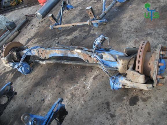 eje para MERCEDES-BENZ ACTROS 1840 / 2540 camión
