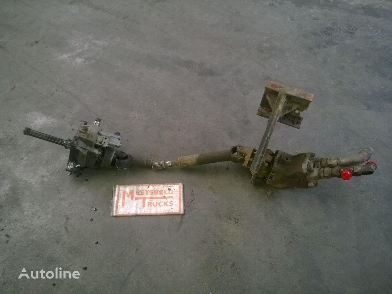 MERCEDES-BENZ met pomp en as eje de toma de fuerza para MERCEDES-BENZ PTO met pomp en as camión