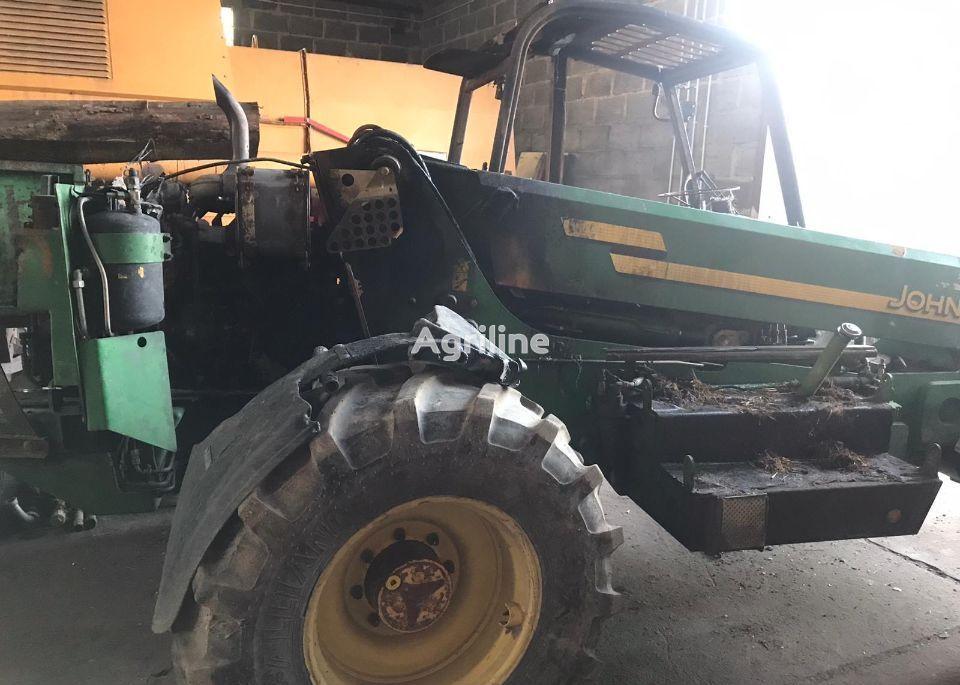 (4475 036 020) eje delantero para JOHN DEERE 3400  tractor