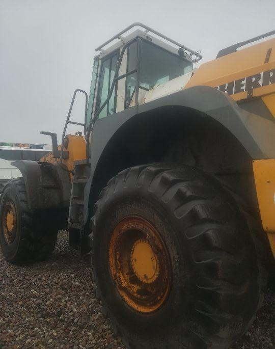 eje delantero para LIEBHERR L564 cargadora de ruedas
