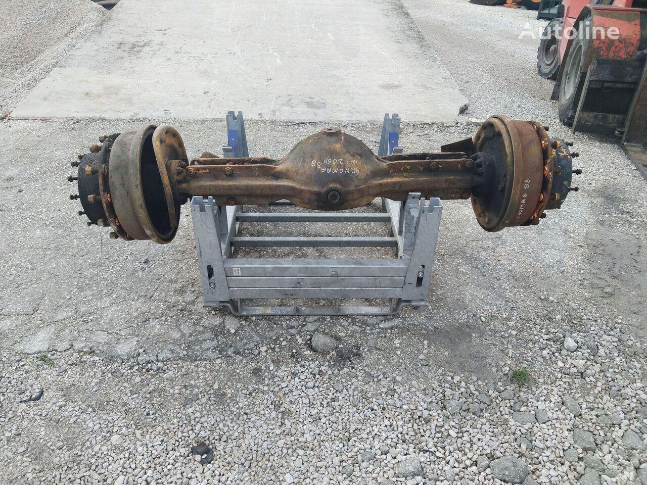 eje motriz para HANOMAG B8 cargadora de ruedas