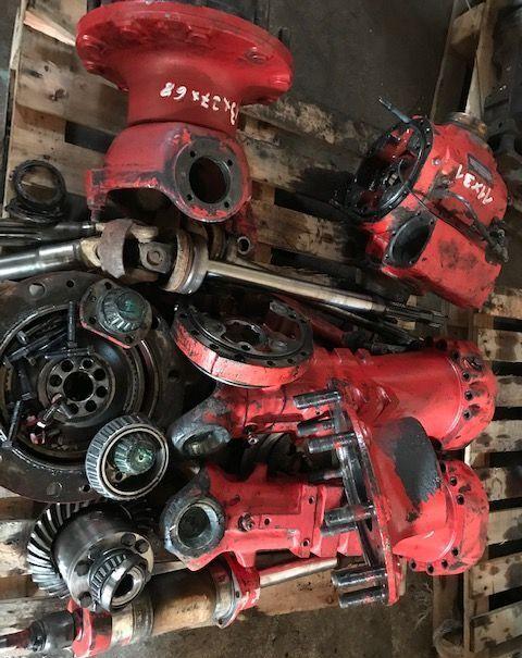 eje motriz para MANITOU 845 cargadora de ruedas