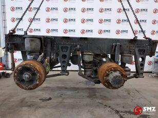 MAN Occ Aandrijfas HY-13110 00 met meelopas MAN F2000 (81350017965) eje motriz para camión