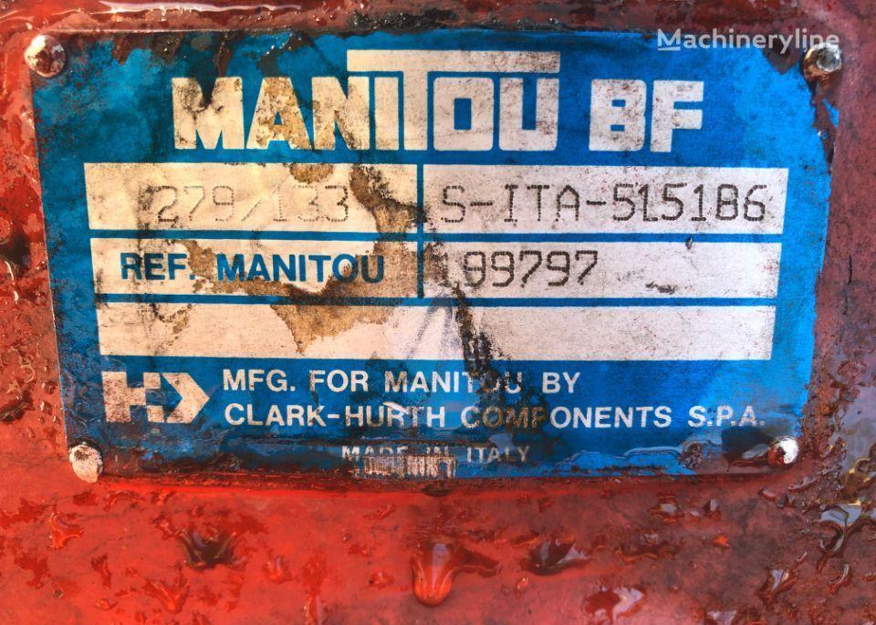 MANITOU Most 302/279/207   s-ita-515255   eje motriz para MANITOU cargadora de ruedas