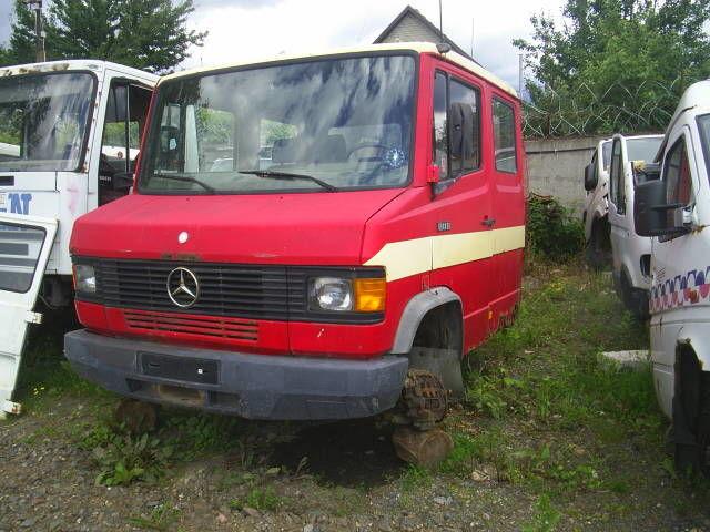 eje motriz para MERCEDES-BENZ 814REX camión