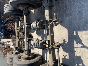 BPW Diverse trommel en schijfrem assen op voorraad eje trasero para camión