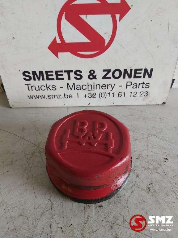 BPW Occ naafdop 10t BPW (0321224070) eje para camión