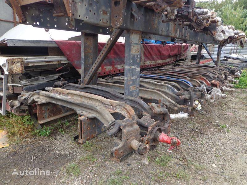 eje para DAF tractora