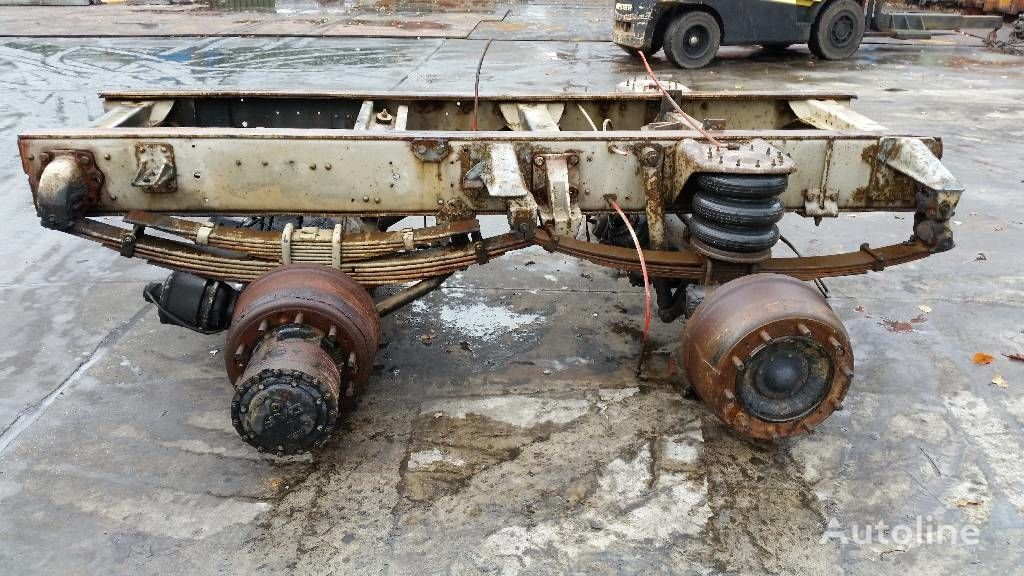 eje para DAF BOOGIE LIFT camión