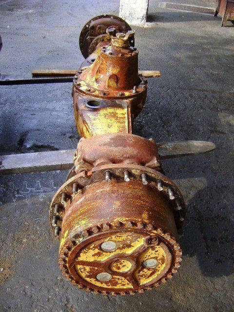 eje para FIAT-ALLIS Fr 20 Rear Axle excavadora