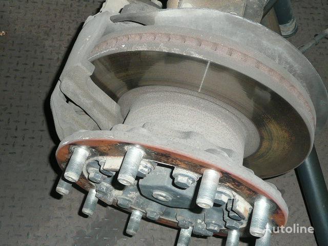 Achser Trakker 14F06 Knorr bremse 41285003-004 eje para IVECO Trakker 8t 2007 camión