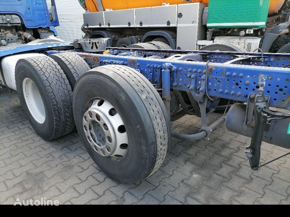 eje para MERCEDES-BENZ Actros Antos Arocs MP4 camión