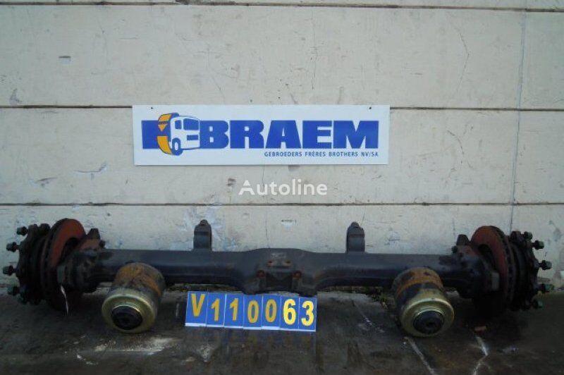 MERCEDES-BENZ NS4/50DCL-7,5 eje para camión