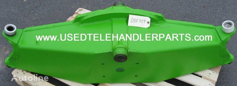 rám nápravy zadní č. 035759 eje para MERLO cargadora de ruedas