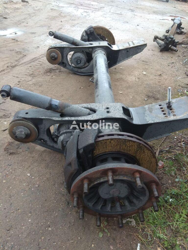SAF skrb9022 eje para SCHWARZMÜLLER semirremolque