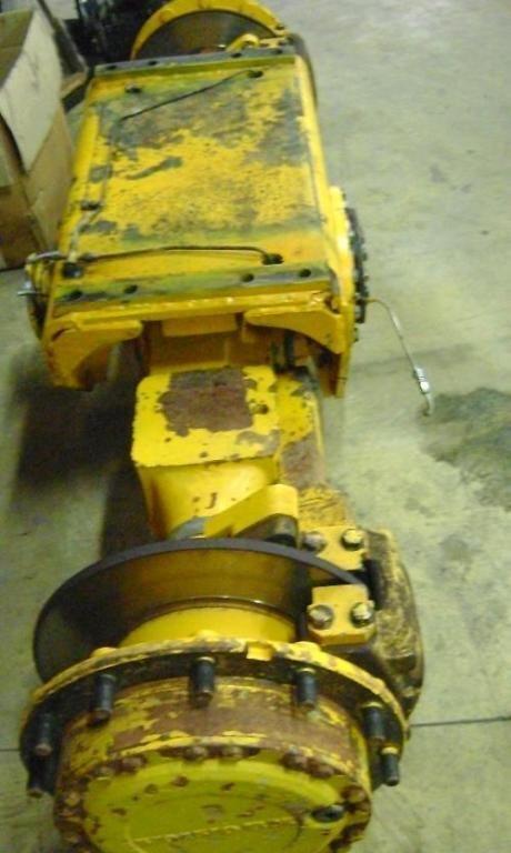 eje para VOLVO 4400 cargadora de ruedas