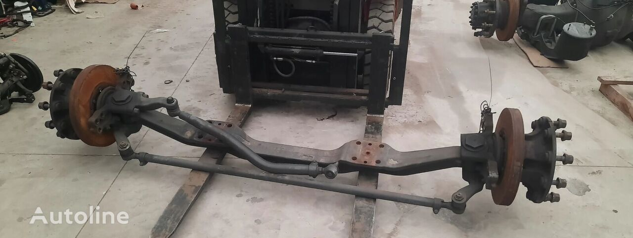 FH4, EURO6, EURO 6 front axle, 257940, leaf springs, 22115151, f eje para VOLVO FH4 EURO 6 tractora