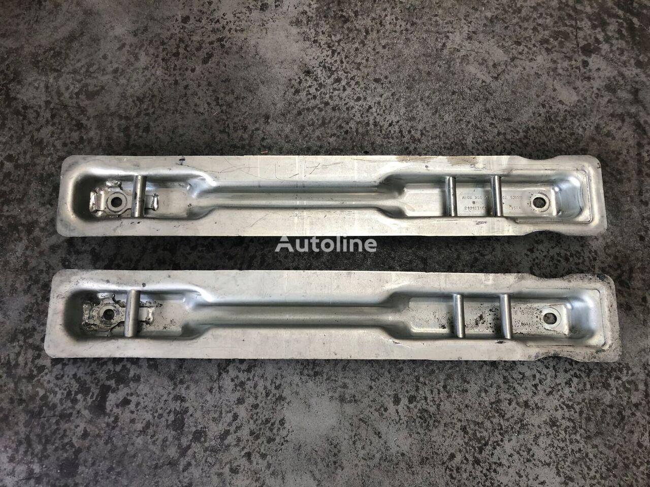 mocowanie szyna fotela elementos de sujeción para MERCEDES-BENZ Sprinter 906 vehículo comercial