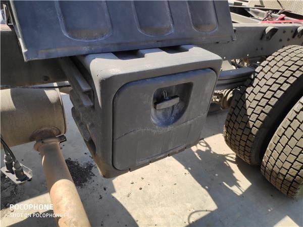 Porta Herramientas  Porta Herramientas Renault Midlum 220.16 elementos de sujeción para RENAULT Midlum 220.16 camión