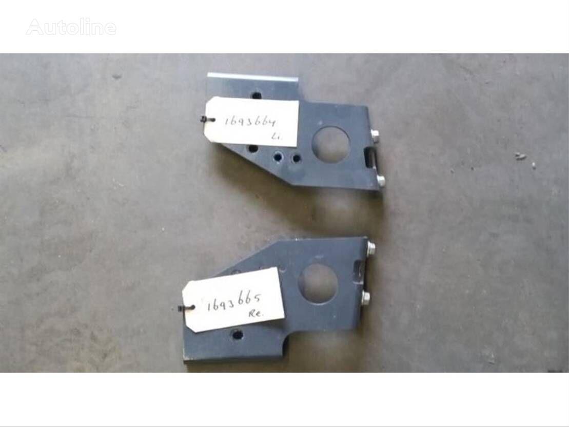 bumpersteun lings en rechts elementos de sujeción para DAF xf 105 camión