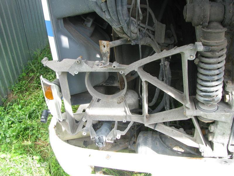 Kronshteyn fary elementos de sujeción para DAF tractora
