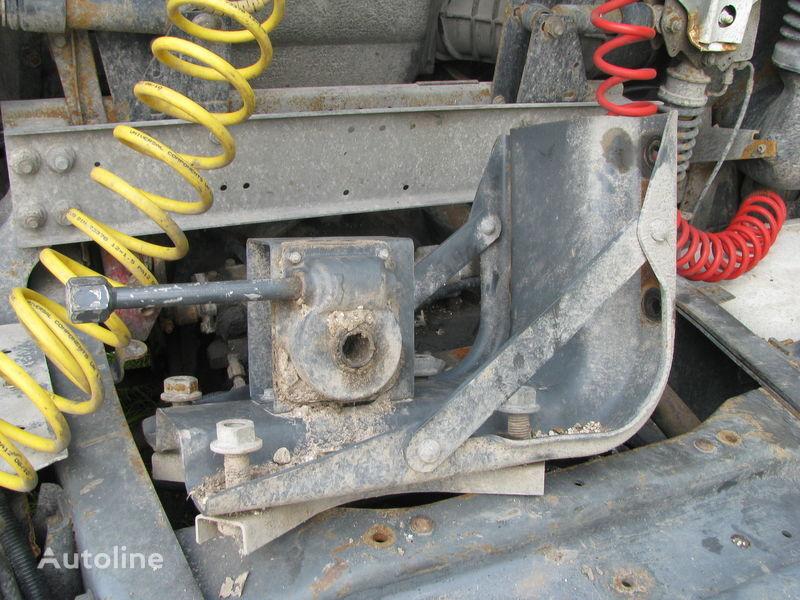 Kronshteyn zapaski elementos de sujeción para DAF tractora