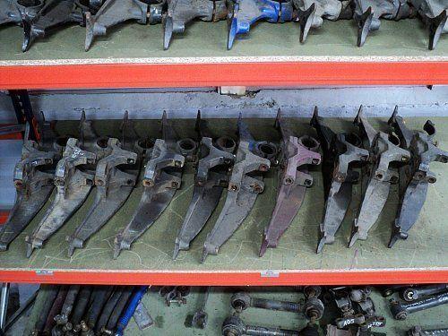 DAF MOCOWANIE PODUSZEK ZAWIESZENIA elementos de sujeción para DAF XF 95 / XF 105 tractora