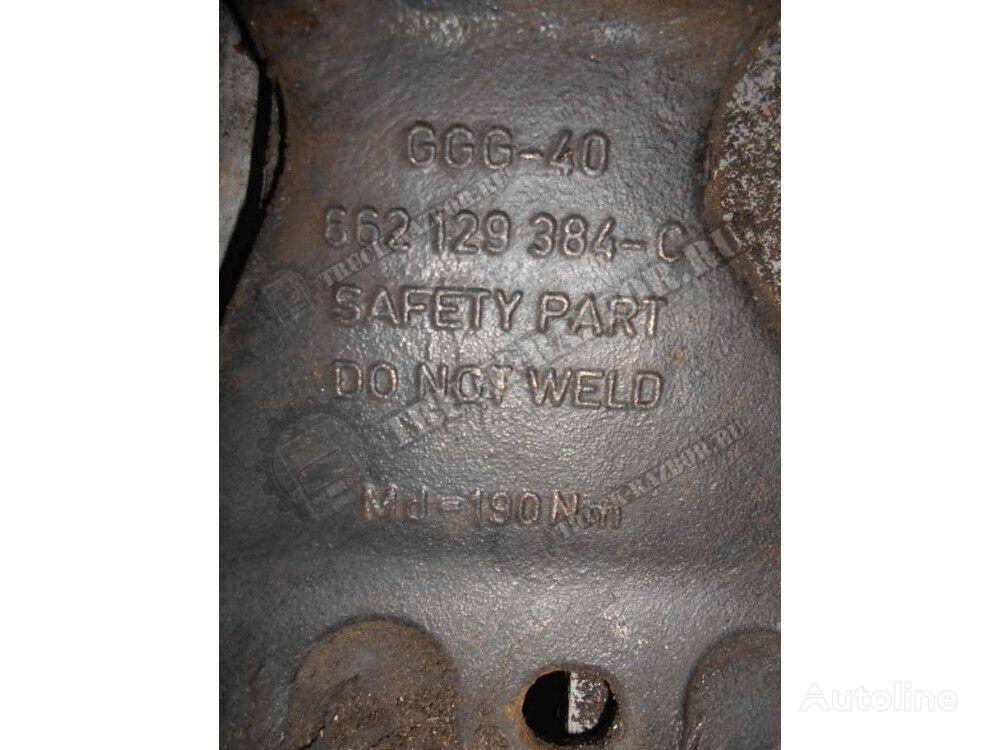 DAF kronshteyn opory GF, R, L elementos de sujeción para DAF tractora