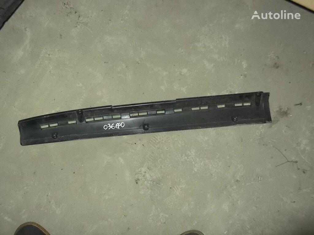 DAF Nakladka centralnoy paneli sleva elementos de sujeción para camión
