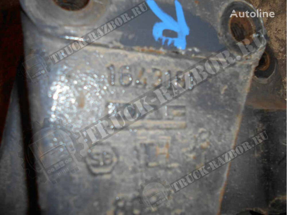 DAF peredney ressory (1643161) elementos de sujeción para DAF L tractora