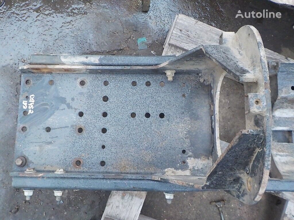 Kronshteyn vyhlopnoy sistemy elementos de sujeción para IVECO camión