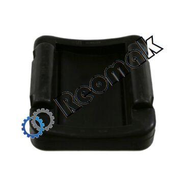 Fifth Wheel Rubber Plate JOST (RM036702) elementos de sujeción para DAF VOLVO tractora
