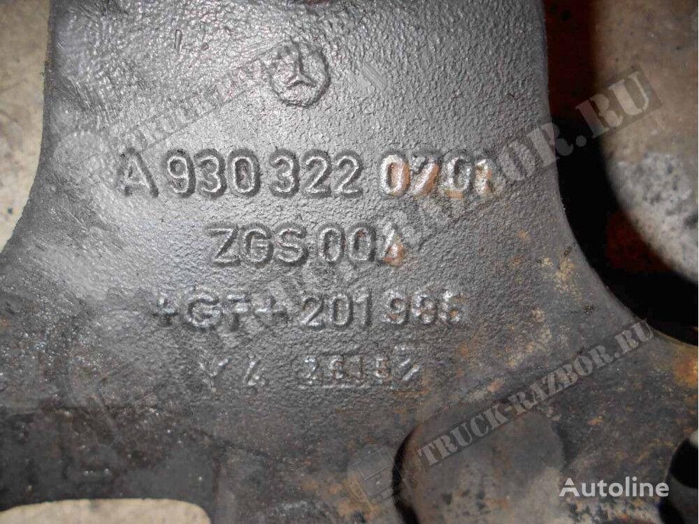 MERCEDES-BENZ kronshteyn ressory (9303220701) elementos de sujeción para MERCEDES-BENZ PERED L tractora