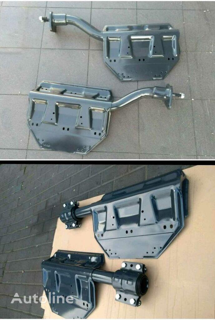 REAR FRONT LIGHT MOUNTING BRACKET MOUNTS (GUITAR) SCANIA elementos de sujeción para camión