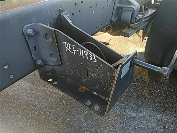 Soporte Rueda Repuesto MAN L 2000 9.225 LLS, LLRS (LE220C) elementos de sujeción para MAN L 2000 9.225 LLS, LLRS (LE220C) camión