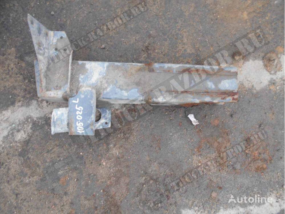 chast usilitelya bampera, L elementos de sujeción para DAF tractora