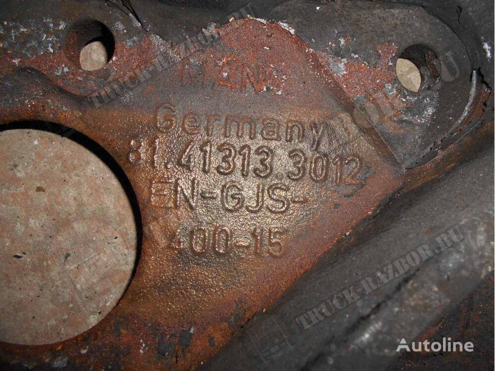 peredney ressory (81413133012) elementos de sujeción para MAN R   tractora