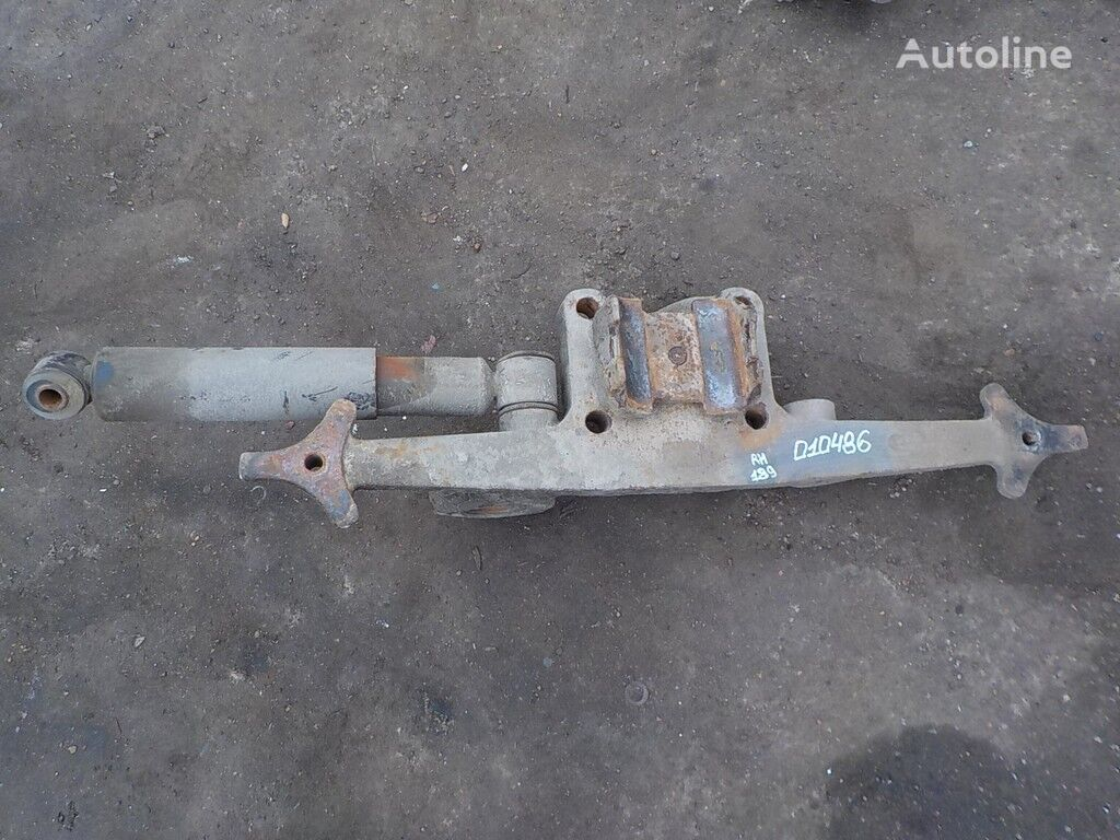 pnevmopodushki RH DAF elementos de sujeción para camión