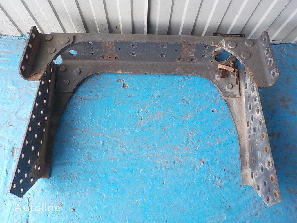 Traversa ramy zadnyaya elementos de sujeción para VOLVO tractora