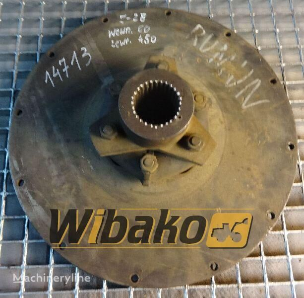 UTB Coupling 28/60/450 embrague para UTB 28/60/450 otros maquinaria de construcción