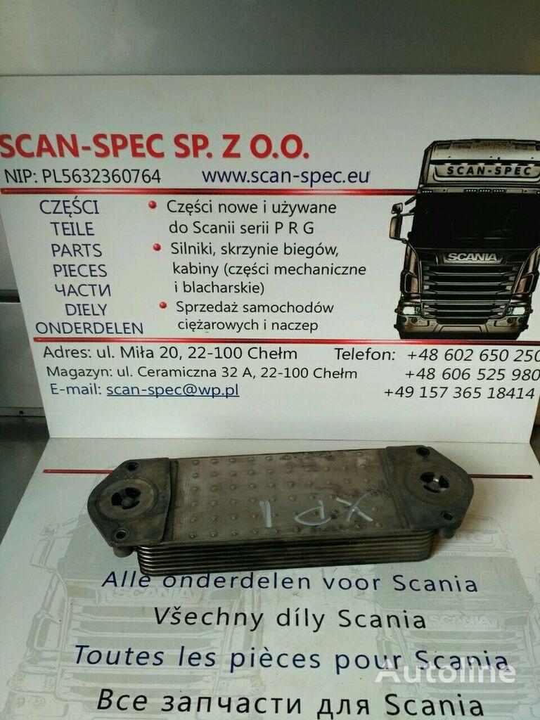 SCANIA (1543688) enfriador de aceite para SCANIA P R G DC9A XPI tractora